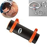 Reproductor de MP3 Impermeable de 8 GB con Banda para el Brazo para natación, Buceo, Deportes acuáticos