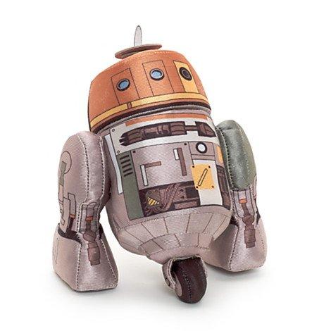 Disney Star Wars-Rebellen Chopper, Plüschtier, klein