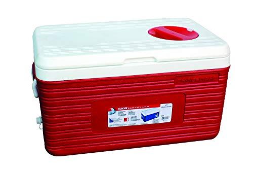Princeware Plastic Ice Box, 51 Litre, Assorted