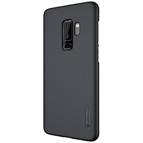 Nillkin Super Frosted Shield Hard Back Cover Case for Samsung Galaxy S9 Plus - Black