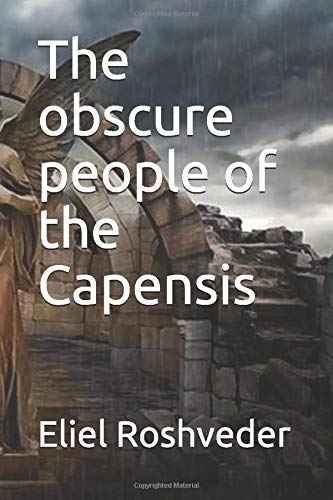 The obscure people of the Capensis (SUSPENSE AND TERROR TALES SERIES, Band 19)