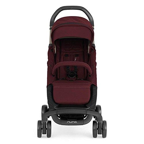 NUNA Pepp luxx Buggy Design 2016 Kinderwagen, Berry