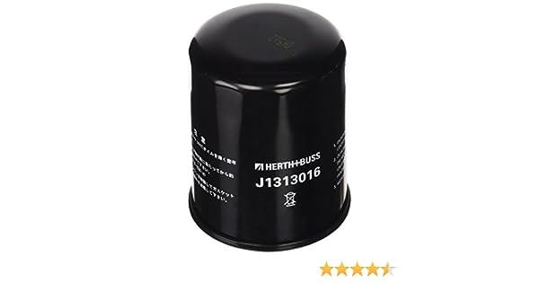 HERTH+BUSS JAKOPARTS J1313016 Elementi filtro dellolio