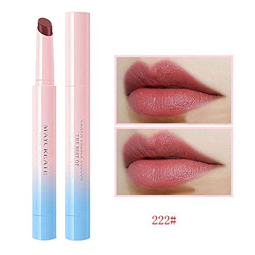 Liquidation !!! OSYARD Beauté Ladies Beauté Maquillage Imperméable Sexy Hydrating Longue durée Rouge à lèvres Gloss(#03)