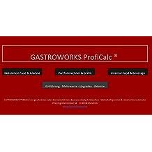 Gastroworks XTI. Excel-Workware für die Gastronomie