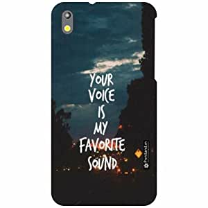 HTC Desire 816 Back Cover - Favorite Sound Designer Cases