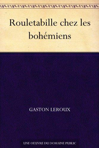 Couverture du livre Rouletabille chez les bohémiens