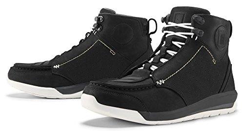 Icon Truant 2moto equitazione scarpe nero
