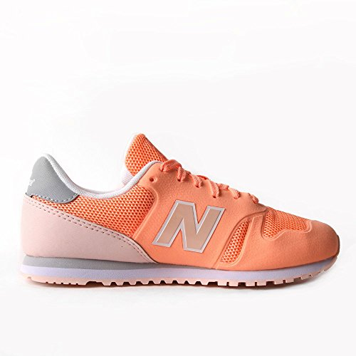 New Balance KD 373 Kids CRY Coral Orange Orange