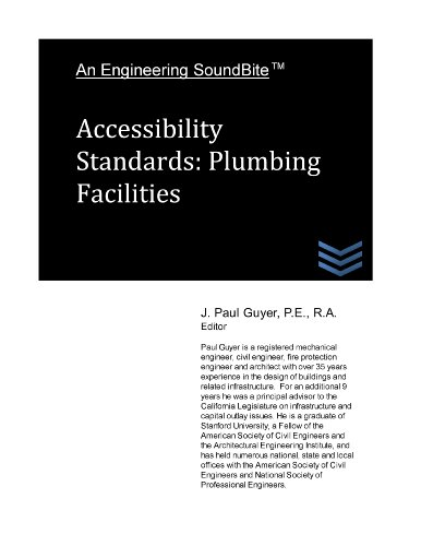 Accessibility Standards: Plumbing (Engineering SoundBites)