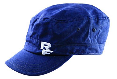 Race Face - Berretto Military Cap, Blu