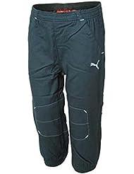 Pantalons Puma Enfants Sports Loisirs pantalon gris