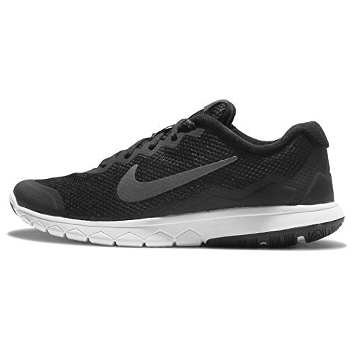 Nike Men's Shox NZ Running Shoe Black/grey/white - 11.5 B(M) US (Shox Nike Herren)