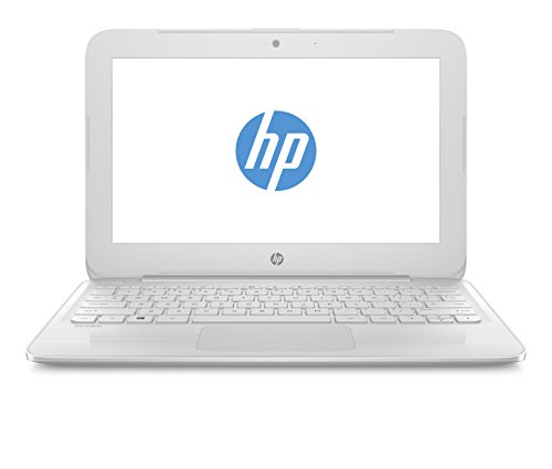 "HP Stream 11-y004nf 1.6GHz 11.6"" 1366 x 768 Pixels, colore Bianco"