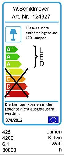 Schildmeyer 124889 Spiegelschrank, melaminharzbeschichtete Spanplatte, weiß, 100 x 16 x 71 cm - 2