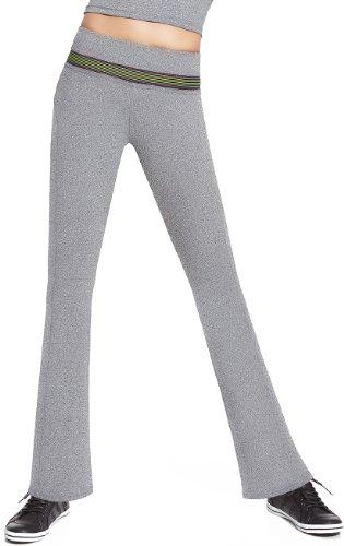 Bas Black - Pantalon de sport - Femme Gris - Melange