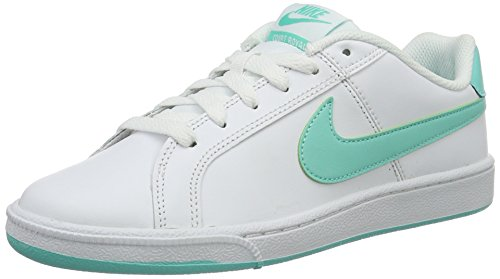 Nike Damen Wmns Court Royale Turnschuhe, Blanco (Blanco (White/Hyper Turq-White)), 38.5 EU
