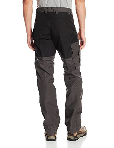 Fjällräven Herren Vidda Pro Trousers Regular Lange Hosen Dark Grey