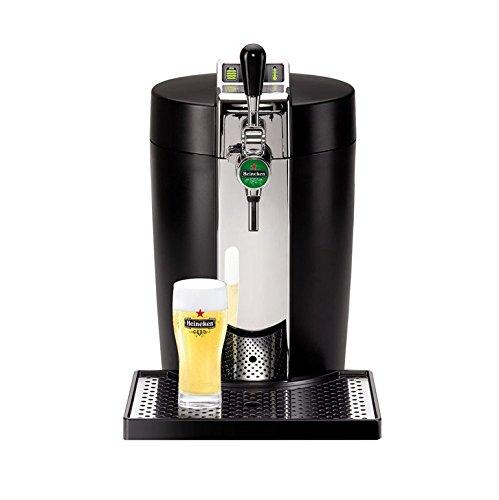 Krups YY2932FD 5L Beer dispenser on tap beer tap - Beer handle (6,65 kg, 300 x 490 x 460 mm, 70 W)