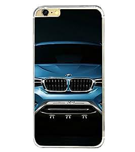 Luxury Car 2D Hard Polycarbonate Designer Back Case Cover for Apple iPhone 6s Plus :: Apple iPhone 6s+