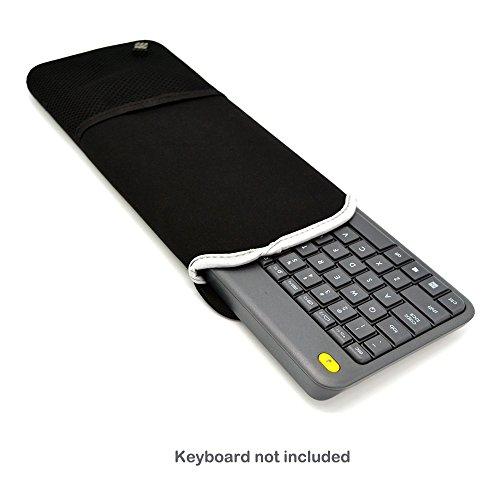 Touch Wireless-tastatur Maus Und (Case Wonder Soft Neue Neopren-Hülsen Bewegliches Schutztragetasche Abdeckung Taschen-Haut für Logitech K400 Plus Touch Wireless Tastatur)
