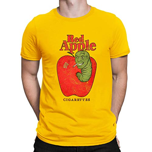 Red Apple Cigarettes Mens Movie Inspired t shirt