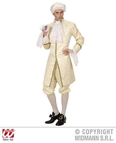 Casanova-Kostüm Deluxe für Herren - L