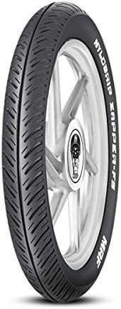 MRF Zapper FS 90/90-17 49P Tubeless Bike Tyre, Front