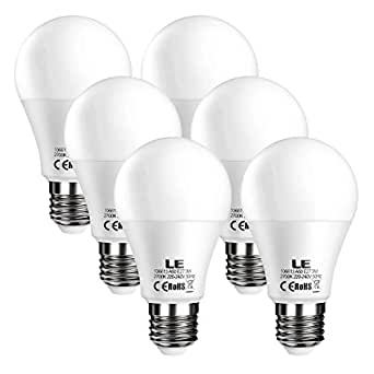 Le 6 lampadine led 9w e27 pari a lampade ad incandescenza for Lampadine led grandi