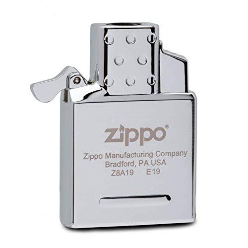 Zippo 18799 Butane Lighter Insert-Single Torch-Empty Gaseinsatz-2006814, Stahl