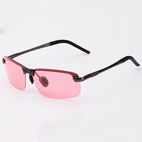 Sonnenbrillen Polarisiertes Licht Sonnenbrille Beruf Fischerei Brille Fahrer Spiegel Schwarz Schütze Deine Augen (Farbe : #1)