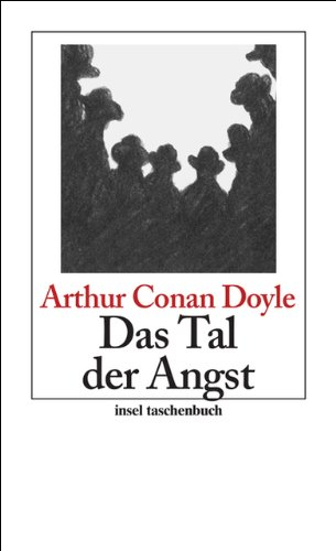 Buchseite und Rezensionen zu 'Das Tal der Angst: Roman (insel taschenbuch)' von Sir Arthur Conan Doyle