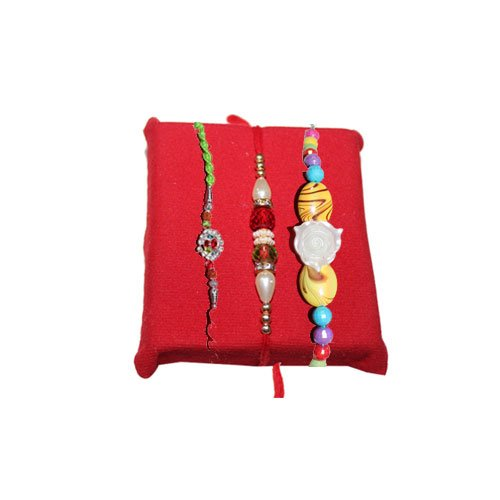 handicrunch-rakhi-set-of-3-premium-pearl-designer-rakhi-with-haldirams-rasgulla