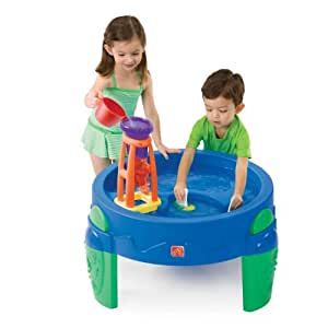 Step2 Waterwheel Play Table Active Brights