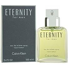 Calvin Klein, Eternity for Men Eau de Toilette, Uomo, 100 ml