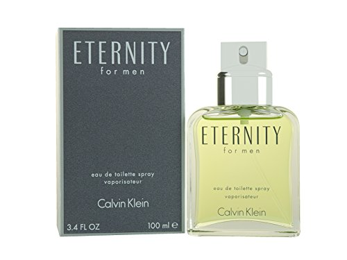Calvin Klein Eternity for Men homme/men, Eau de Toilette, Vaporisateur/Spray, 1er Pack (1 x 100 ml) -