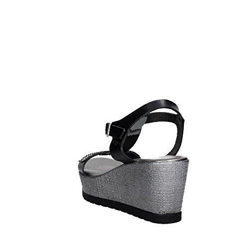 Cinzia Soft IG9404 002 Sandalo Donna Nero