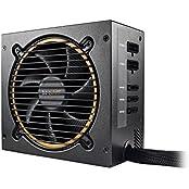 be quiet! Pure Power 9 600W CM 80+ Silver Netzteil ATX Kabelmanagement BN268