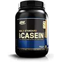 Optimum Nutrition Gold Standard 100% Casein Protein Powder, Chocolate Peanut Butter, 2 Pound