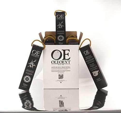 Pack Regalos: 6 botellas de Aceite de Oliva Virgen Extra Monovarietal (Picual y Cornicabra)