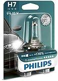 Philips X-tremeVision +130% H7 Scheinwerferlampe 12972XV+B1, Einzelblister