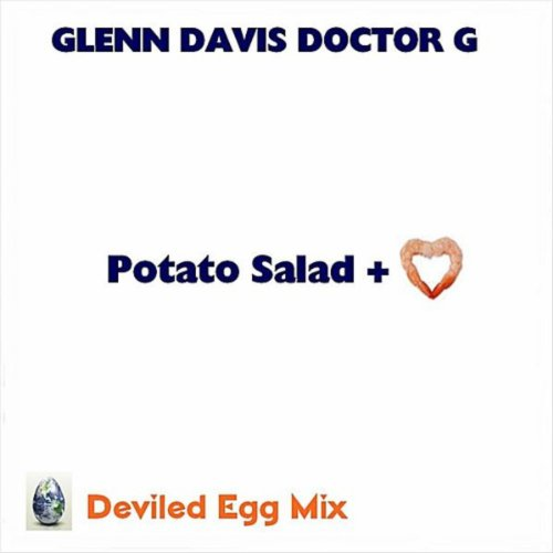 Potato Salad and Shrimp Deviled Egg