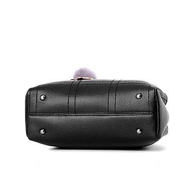 Frauen Handtasche Mode Plaid Schulter Messenger Crossbody Taschen / Handtaschen Tote Purple