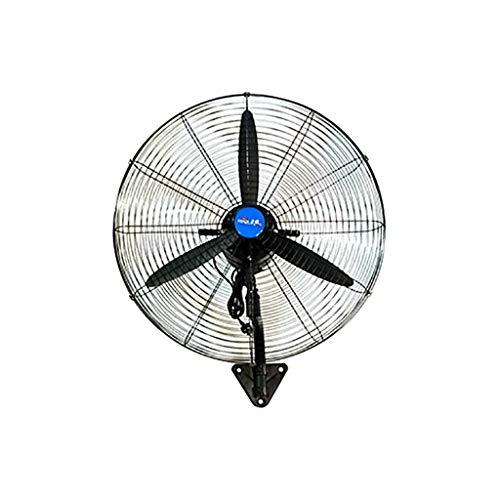 Koovin Ventilador Industrial de Pared-Ventilador de Pared Giratorio con oscilación de 130...