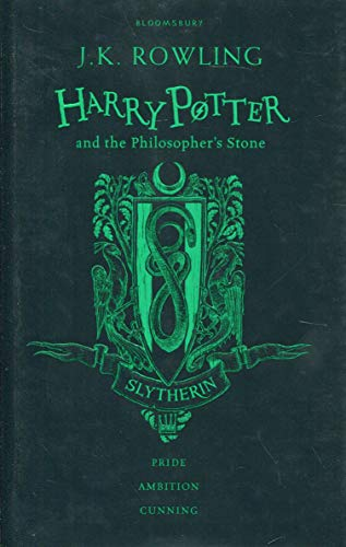 Harry Potter and the Philosopher's Stone - Slytherin Edition -