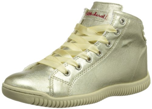 Little Marcel Bayna Up, Sneaker donna, colore oro (oro), taglia 36 EU (3.5 UK)
