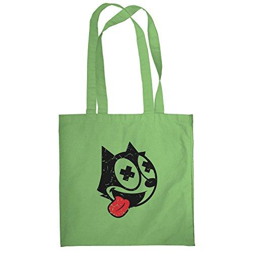 Texlab–Felix–sacchetto di stoffa Verde chiaro