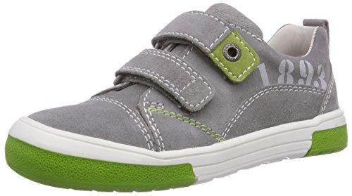 Richter Kinderschuhe Speedy 6732-522 Jungen Sneakers Grau (rock/frog  6101)