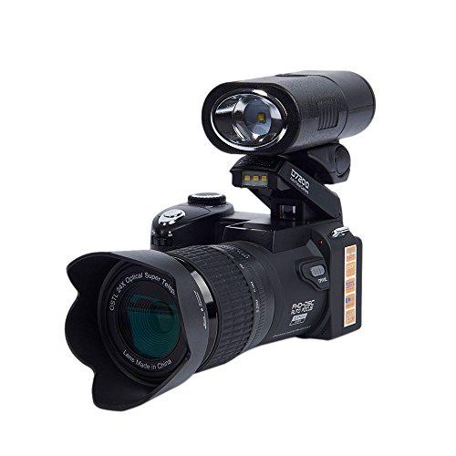 Anyutai HD-Kamera-Digitalkamera-Sportkamera tragbare D7200 Cmos-Stabilisator-Kamera