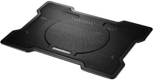 Cooler Master NotePal X-Slim NotebookLüfter (160mm) schwarz (Master Pad Cooling Von Cooler Laptop)